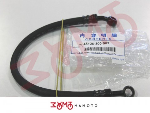 HONDA TUBO FRENO SUPERIORE CB350-750 FOUR