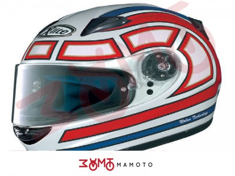 CASCO NOLAN X801RR REPLICA LEGEND UNCINI