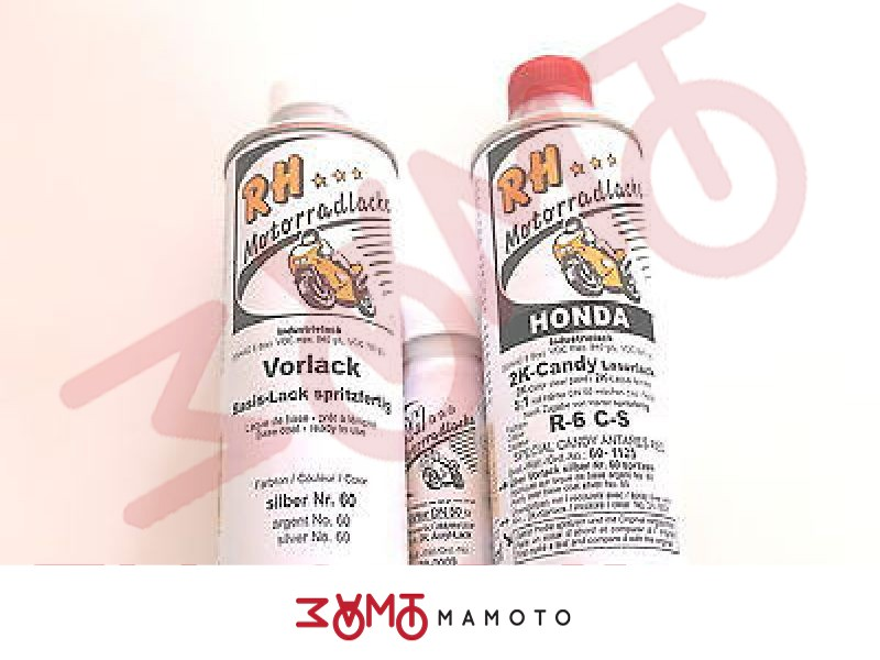 HONDA VERNICE R-6 C-S SPECIAL CANDY ANTARES RED GL1000