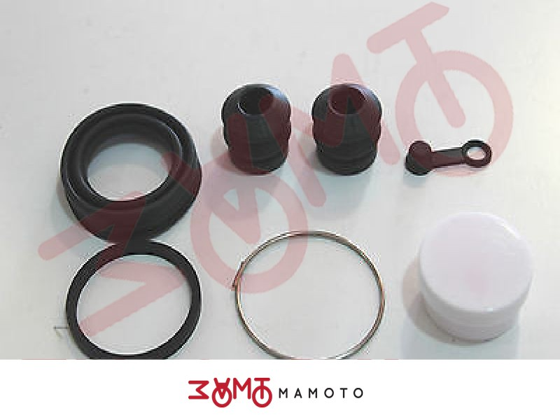 HONDA KIT REVISIONE PINZA FRENO POST PER CB400N-CB750-900-1100F-CBX1000-FT500-