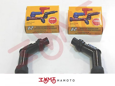 HONDA KIT PIPETTE CANDELE PER CB/CL450 TWIN-CB500T