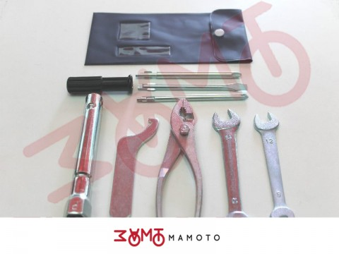 HONDA KIT ATTREZZI ORIGINALE PER CB350-400-500-750 FOUR