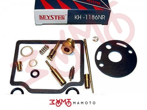 HONDA KIT REVISIONE CARBURATORI COMPLETI CB750 FOUR K2-K3-K4-K5 72-75