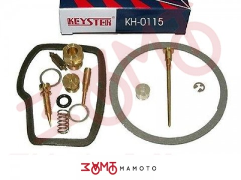 HONDA KIT REVISIONE CARBURATORI COMPLETI PER CB/CL450 TWIN K1-K4
