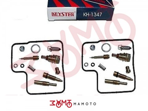 HONDA KIT REVISIONE CARBURATORI COMPLETI PER XL600V TRANSALP (PD06)