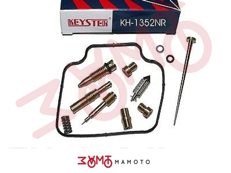 HONDA KIT REVISIONE CARBURATORI PER NX650 DOMINATOR RD-02 88-94