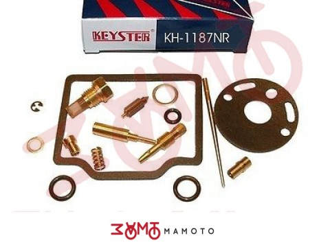 HONDA KIT REVISIONE CARBURATORI COMPLETI PER CB750FOUR K6-F1
