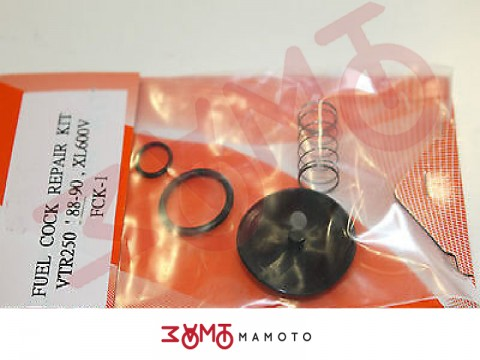 HONDA KIT REVISIONE RUBINETTO BENZINA XL600V-CX500C-EC-FT500-GL500-VF500F-VT500