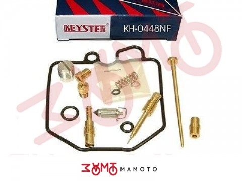 HONDA KIT REVISIONE CARBURATORI COMPLETI CB400 N