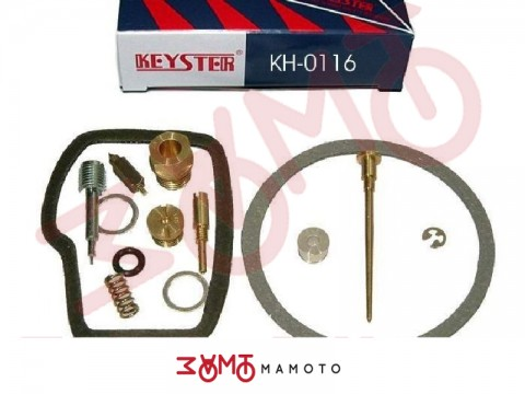 HONDA KIT REVISIONE CARBURATORI COMPLETI PER CB/CL450 TWIN K5