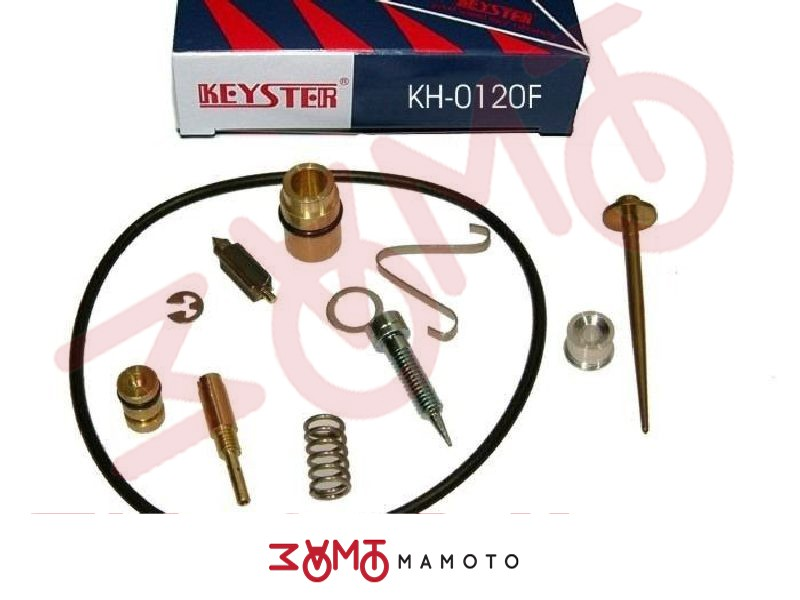 HONDA KIT REVISIONE CARBURATORI COMPLETI PER CB/CL250K2-K4