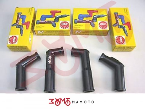 HONDA KIT PIPETTE CANDELE CB350-400-500 FOUR