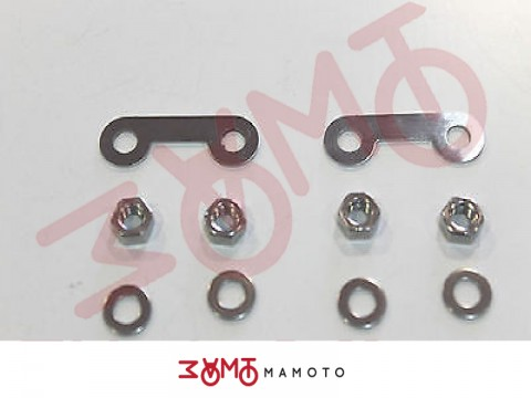 HONDA KIT PIASTRINE ALLINEAMENTO CARBURATORI PER CB350-400-500 FOUR