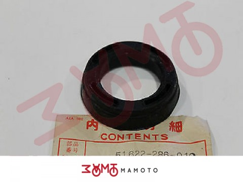 HONDA GOMMINO PER ANELLO CROMATO STELO FORCELLA CB350 TWIN-CB350 FOUR