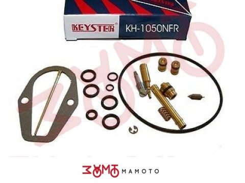 HONDA KIT REVISIONE CARBURATORI COMPLETI CB500 FOUR K0-K1-K2